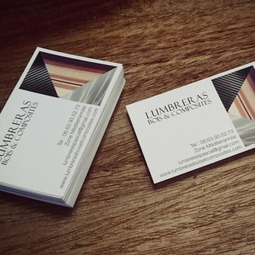 Cartes de visite LB&C