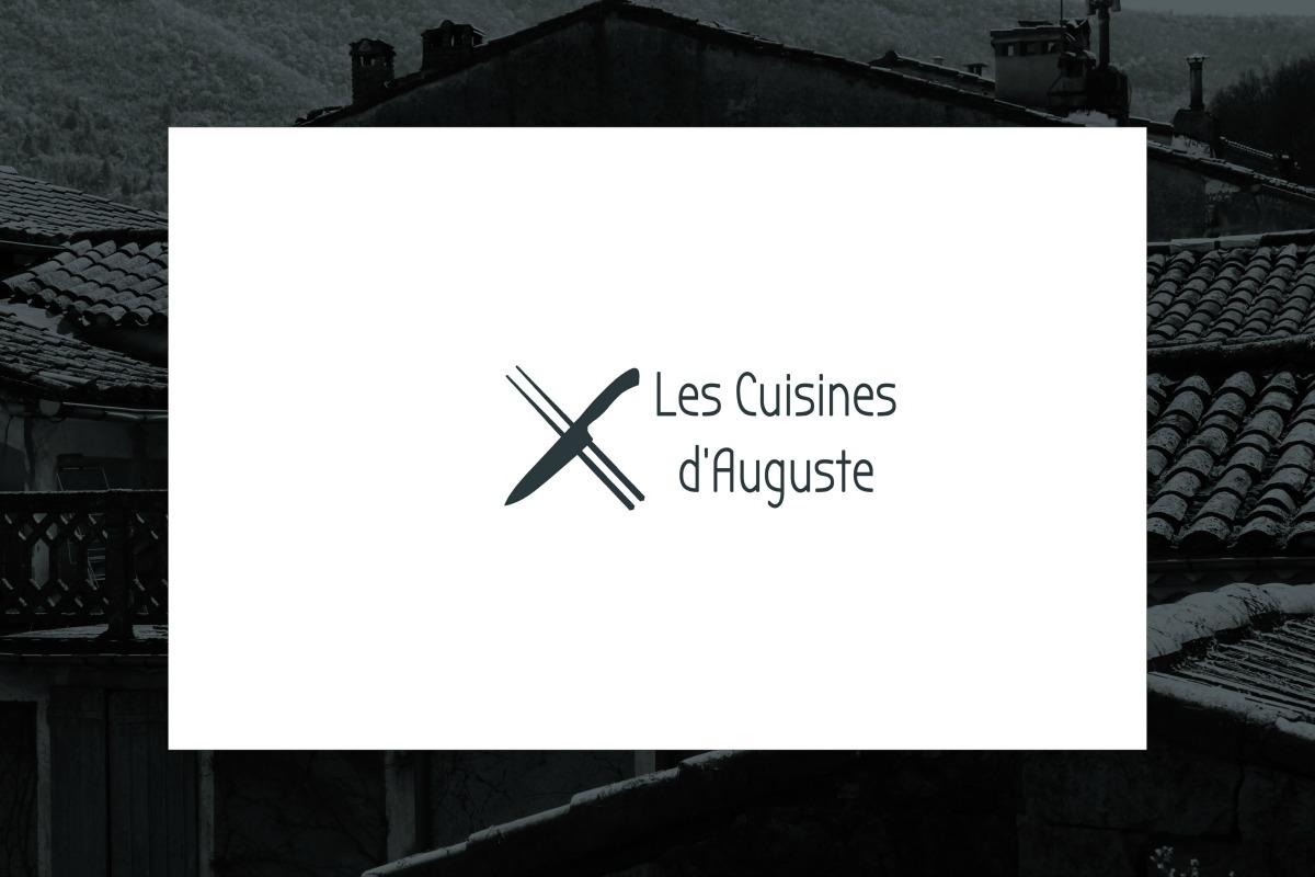 Logo La Cuisine d'Auguste 02