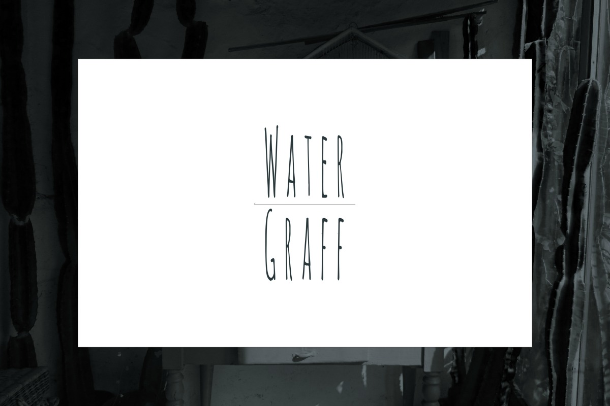 logo water graff